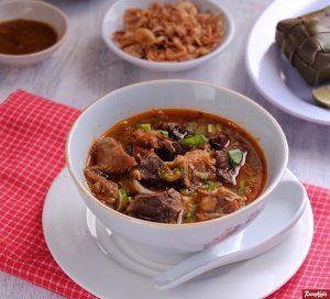 coto makassar makanan khas sulawesi