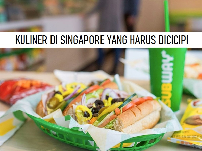 KULINER DI SINGAPORE