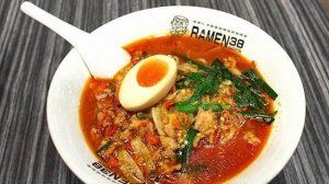 Ramen 38 Sanpachi