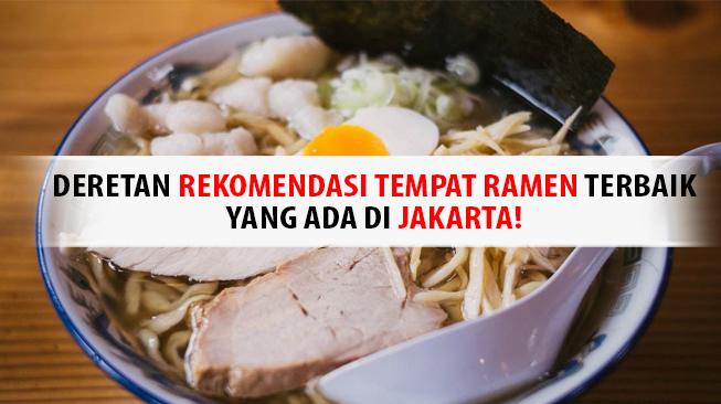 Temat Ramen Jakarta
