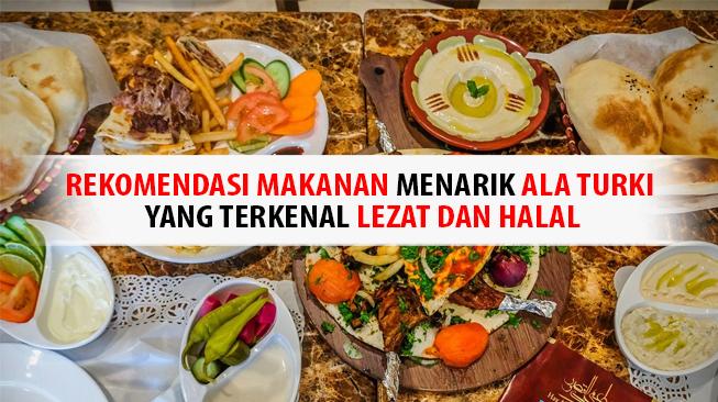 Makanan ala Turki